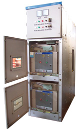Metal-clad Double-layer Draw-out Type Switchgear KSN1-12
